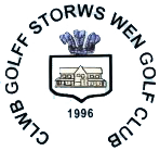 Storws Wen Golf Club Logo