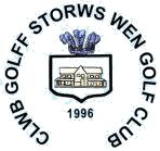 Storws Wen Golf Club Logo